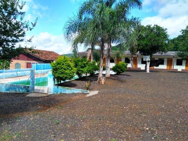 Pousada e Lanchonete Beira do Iguaçu . Alagado do Candói PR - Foto 4
