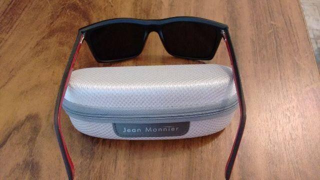 Óculos de sol Jean Monnier NOVO. Preto Fosco - Bijouterias, relógios ... b2cda58158