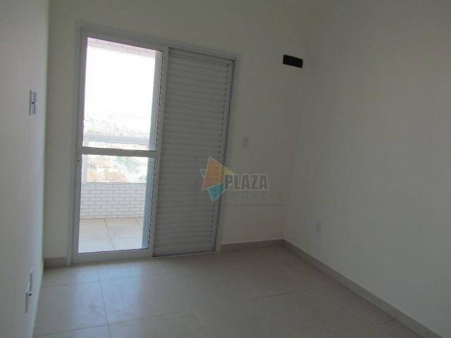 Apartamento com 3 dormitórios para alugar, 131 m² por R$ 3.500,00/mês - Vila Guilhermina - - Foto 11