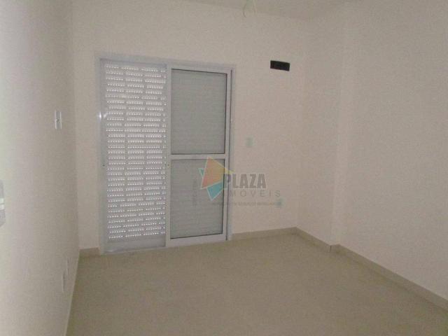 Apartamento com 3 dormitórios para alugar, 131 m² por R$ 3.500,00/mês - Vila Guilhermina - - Foto 5