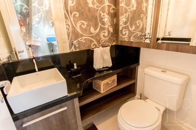 Apartamento à venda com 3 dormitórios em Menino deus, Porto alegre cod:LU270983 - Foto 12