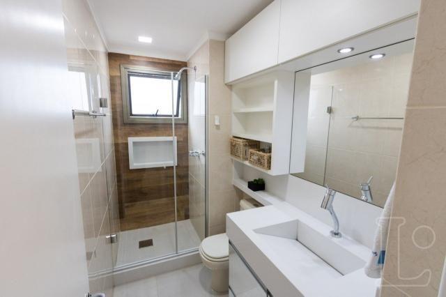 Apartamento à venda com 3 dormitórios em Menino deus, Porto alegre cod:LU270983 - Foto 16