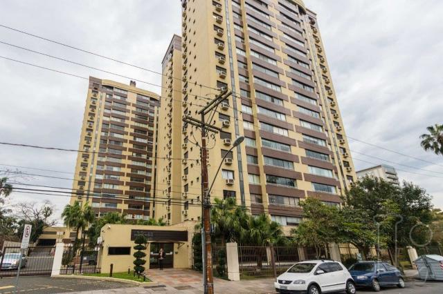 Apartamento à venda com 3 dormitórios em Menino deus, Porto alegre cod:LU270983 - Foto 2