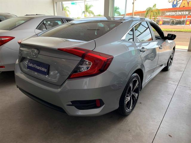 Honda civic 2016/2017 2.0 16v flexone ex 4p cvt - Foto 3