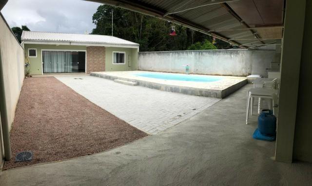 Aluga se p/ diárias Casa com piscina comporta 15 pessoas - Foto 15