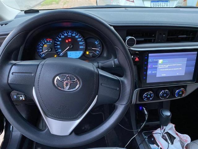 Corolla 1.8 Gli 2018 com GNV excelente pra Uber. Revisado com garantia de Fabrica - Foto 10