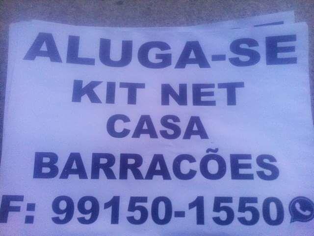 Kitnet casa barracões aluguel mais barato de Goiânia Goiás - Foto 3
