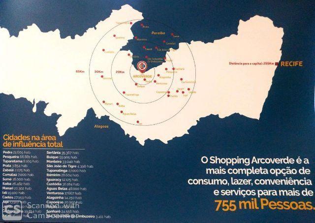 Alugue seu espaçono Shopping Arcoverde, sucesso de vendas - Foto 4