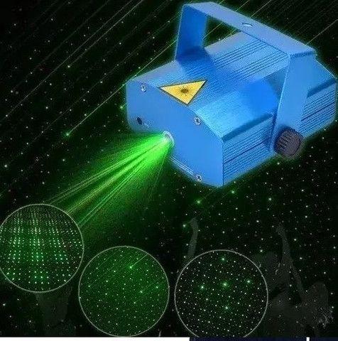 Mini Canhão Laser - Foto 2