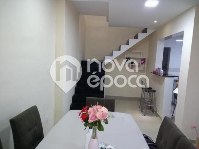 Casa de vila à venda com 2 dormitórios em Engenho de dentro, Rio de janeiro cod:ME2CV48229