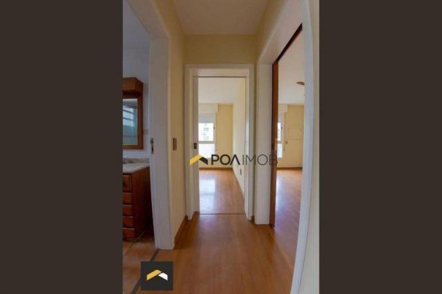 Apartamento com 2 dormitórios para alugar, 75 m² por R$ 2.130,00/mês - Rio Branco - Porto  - Foto 10