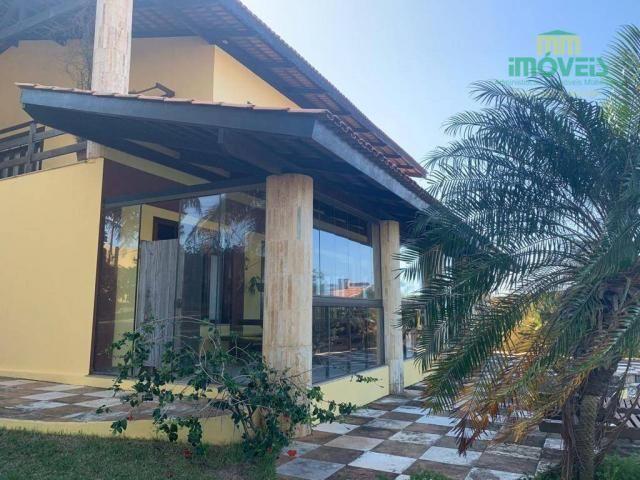 Casa com 4 dormitórios à venda, 455 m² por R$ 850.000,00 - Porto das Dunas - Aquiraz/CE - Foto 2
