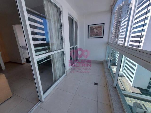 Apartamento com 1 dormitório à venda, 56 m² por R$ 335.000,00 - Enseada do Suá - Vitória/E - Foto 2