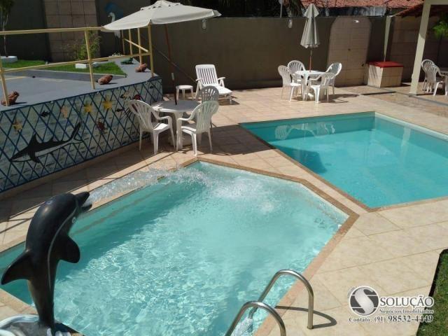 Apartamento com 4 dormitórios à venda, 108 m² por R$ 280.000,00 - Destacado - Salinópolis/ - Foto 2