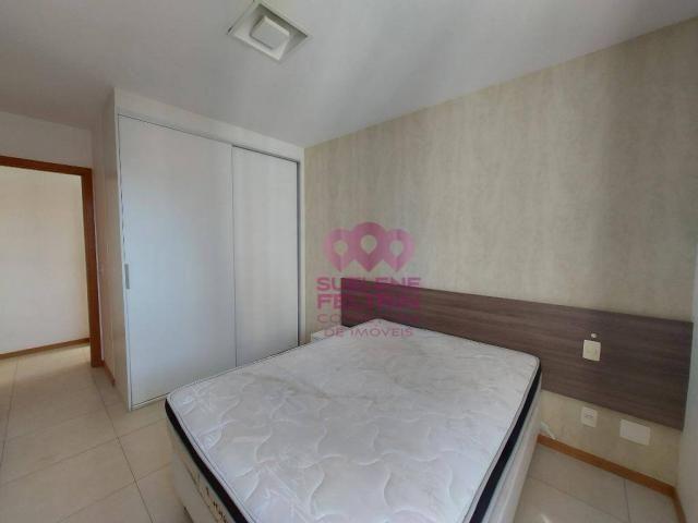 Apartamento com 1 dormitório à venda, 56 m² por R$ 335.000,00 - Enseada do Suá - Vitória/E - Foto 11