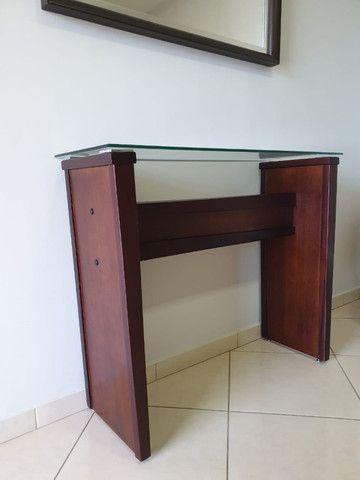 Aceito proposta para este conjunto de espelho e mesa - Foto 3