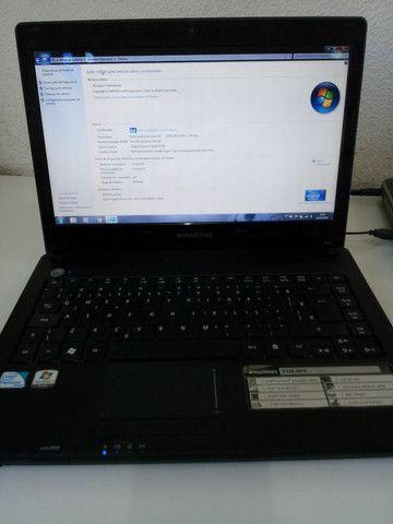 Notebook Pentium R Dual Core em perfeito estado