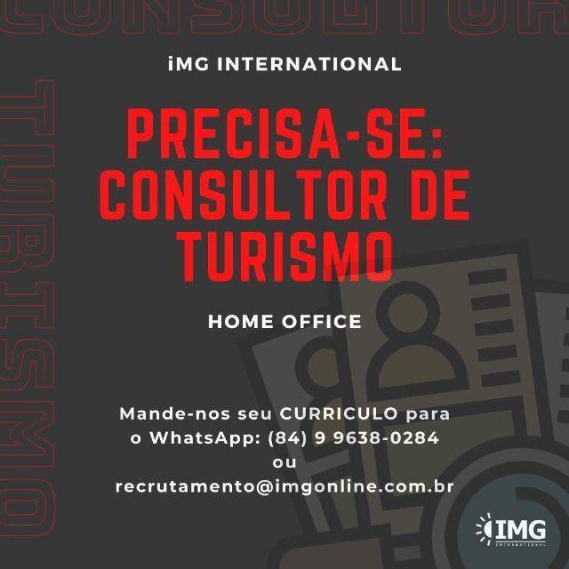 Consultor de Turismo Home Office