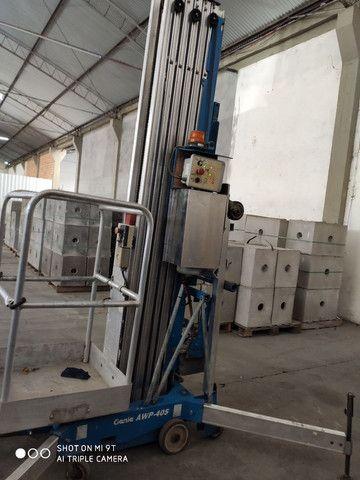 Plataforma trabalho em altura 15 mts - Foto 2