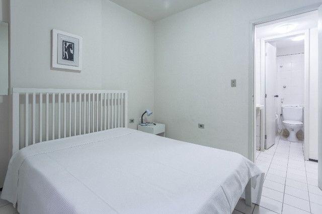 Flat 207, aluguel, possui 50 m2, 1 quarto, em Boa Viagem - Recife - PE, 100% climatizado - Foto 8