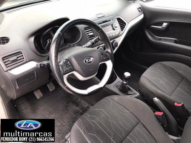Kia Motors Picanto EX Mec. Completo 2014. Entrada a partir de 6.500,00 + 48x de 499,99 - Foto 7