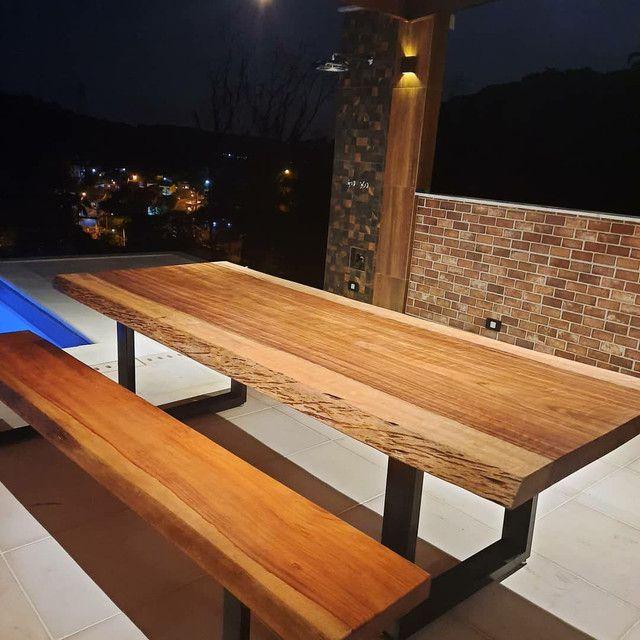 Mesa de jantar ou espaço gourmet  - Foto 2
