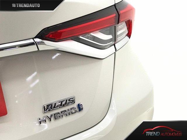 Corolla Altis Hybrid Branco perolizado 0km - Foto 2