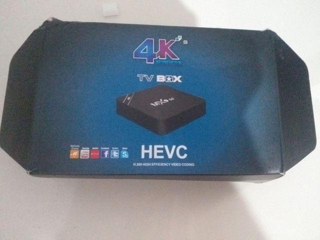 Vendo tvs box novos MX9 4K FULL HD 5G - Foto 2