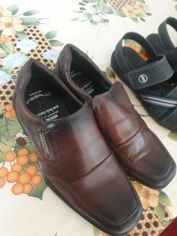 Sapatos infantil masculino  - Foto 4