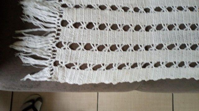 Toalhas de crochê  - Foto 3