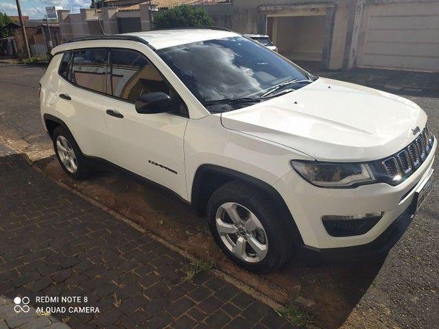 Vendo Jeep Compass Sport 17/18 - Foto 2