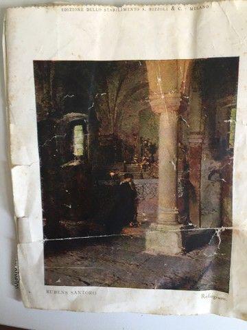 Pintura a óleo de Rubens Santoro - Foto 4