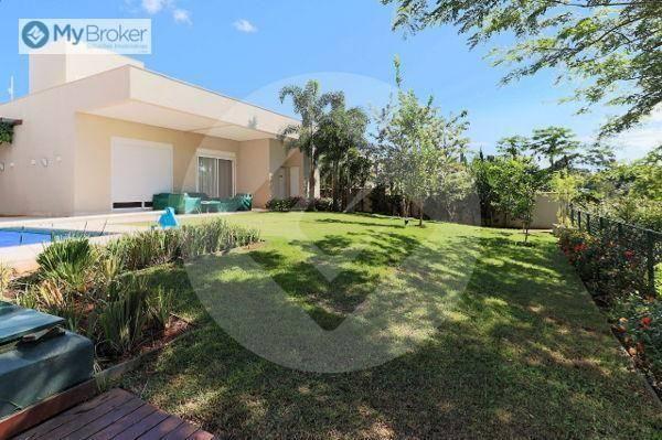 Casa com 4 dormitórios à venda, 576 m² por R$ 5.200.000,00 - Residencial Alphaville - Goiâ - Foto 17