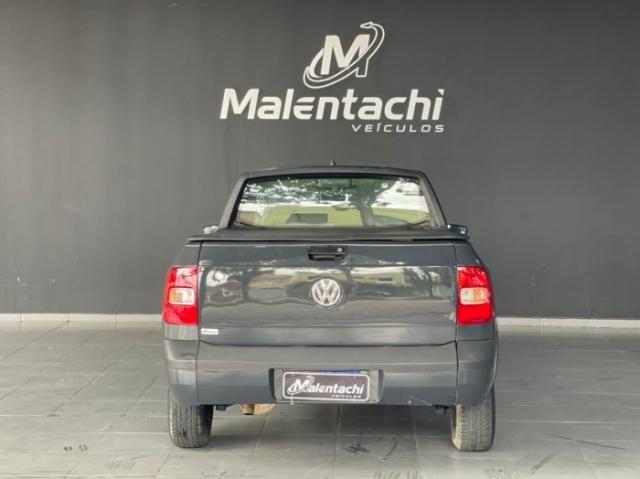 Volkswagen saveiro 2011 1.6 mi cs 8v flex 2p manual g.v - Foto 5