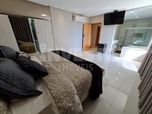 Casa de condomínio à venda com 4 dormitórios em Jardins madri, Goiânia cod:621431 - Foto 8