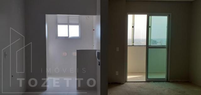 Apartamento para Venda em Ponta Grossa, Centro, 2 dormitórios, 1 suíte, 2 banheiros, 1 vag - Foto 4