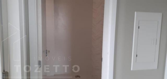 Apartamento para Venda em Ponta Grossa, Centro, 2 dormitórios, 1 suíte, 2 banheiros, 1 vag - Foto 3