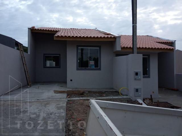 Casa para Venda em Ponta Grossa, Neves, 2 dormitórios, 1 banheiro, 1 vaga - Foto 2