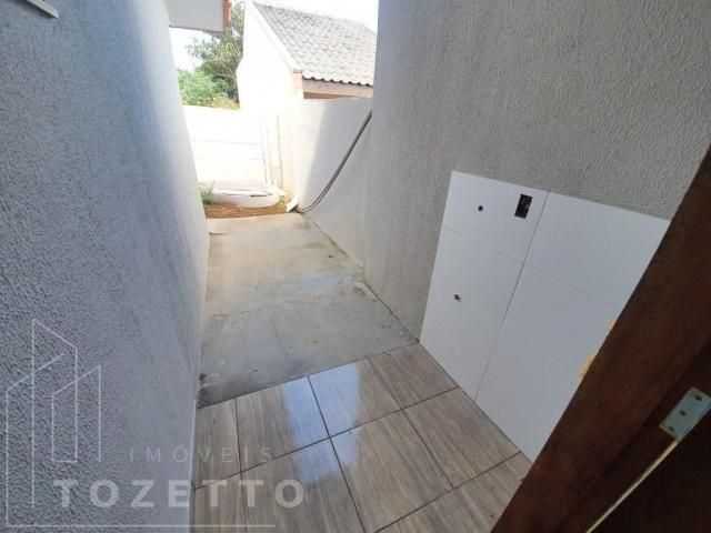 Casa para Venda em Ponta Grossa, Neves, 2 dormitórios, 1 banheiro, 1 vaga - Foto 3