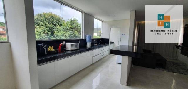 Apartamento com 2 dormitórios à venda, 70 m² por R$ 270.000,00 - Nossa Senhora Do Carmo II - Foto 6