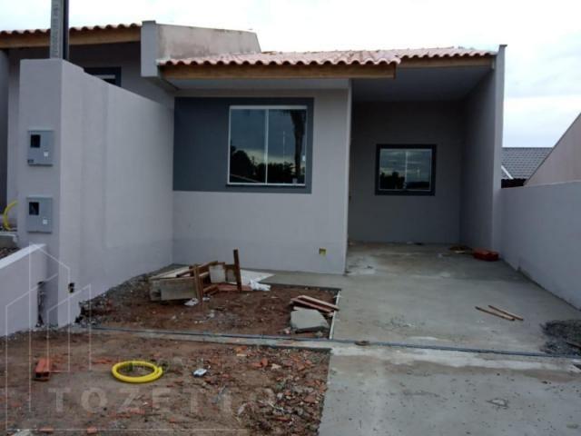 Casa para Venda em Ponta Grossa, Neves, 2 dormitórios, 1 banheiro, 1 vaga