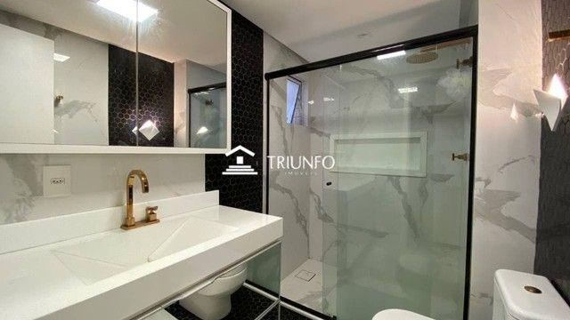 AB237 - Apartamento com 02 quartos/ fino acabamento/ 02 vagas cobertas - Foto 4