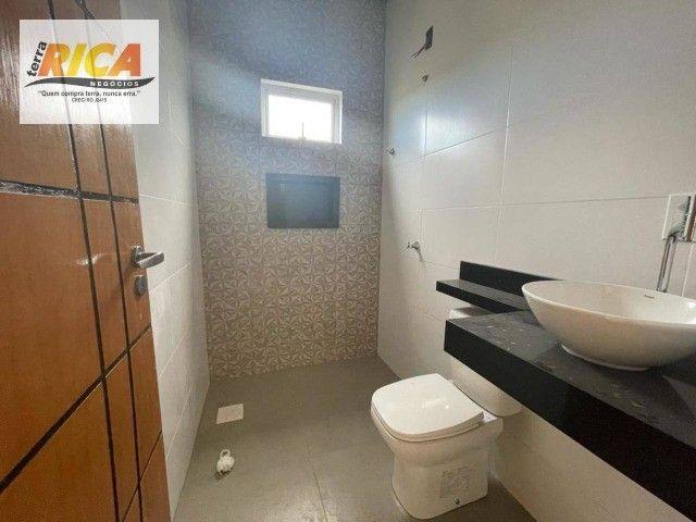 Vende-se uma excelente casa, apta a financiamento, no condomínio Alphaville Porto Velho-RO - Foto 9