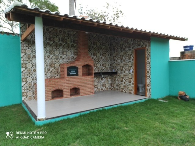 espetacular casa de 3 qrts com terreno inteiro em fino acabamento,carta - Foto 4