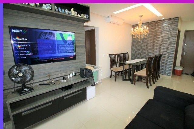 Apartamento 3 Quartos Ponta Negra Condomínio weekend Club - Foto 16