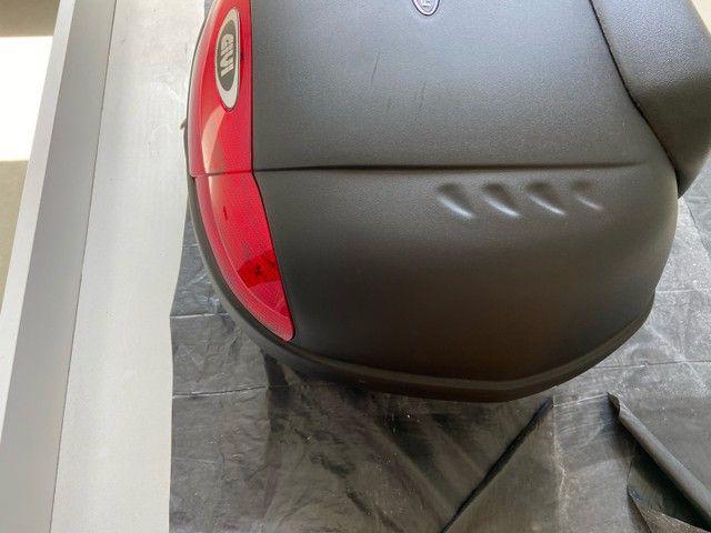 Bau moto Givi E450 Simply 45l + Encosto - Foto 6