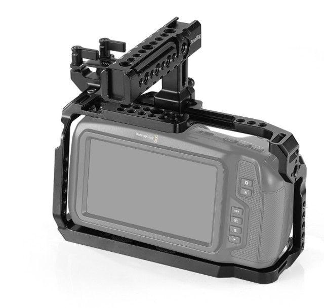 Cage Smallrig Blackmagic Pocket 4k E 6k Kit + Ssd E Handle - Foto 5