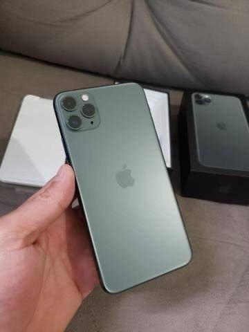 iPhone 11 pro 256gb verde *PGTO EM DOGE CONSIGO UM BOM DESCONTO*