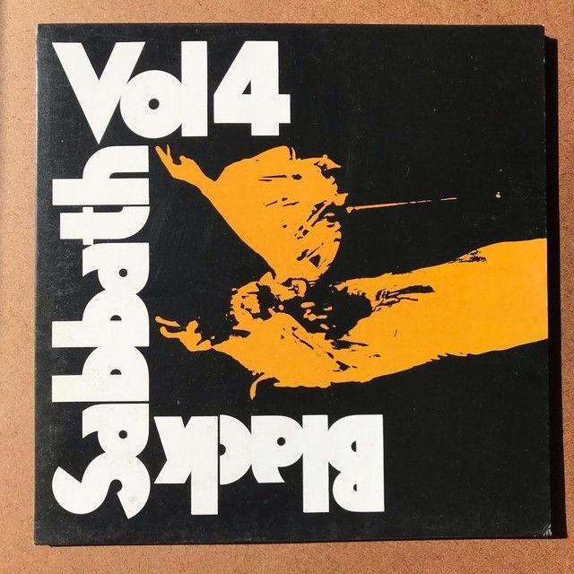 LP BLACK SABBATH VOL. 4