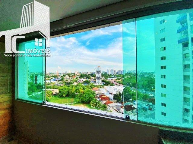Vendo Apartamento The Sun - Parque 10, próximo ao Detran/110m²/3 Qtos  - Foto 16